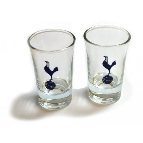Tottenham Hotspur üveg feles pohár 2db-os