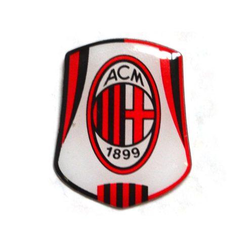 Milan kitűző Crest