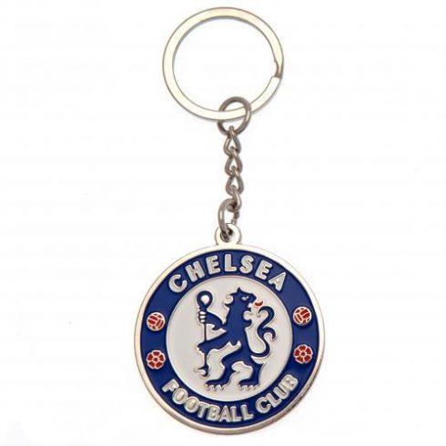 Chelsea címeres kulcstartó