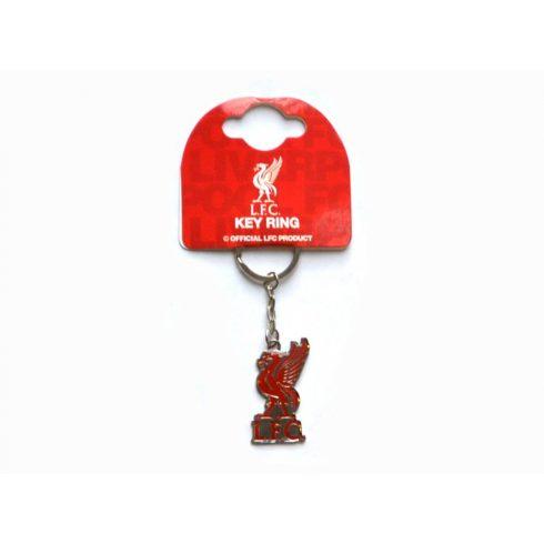 Liverpool Liverbird címeres kulcstartó