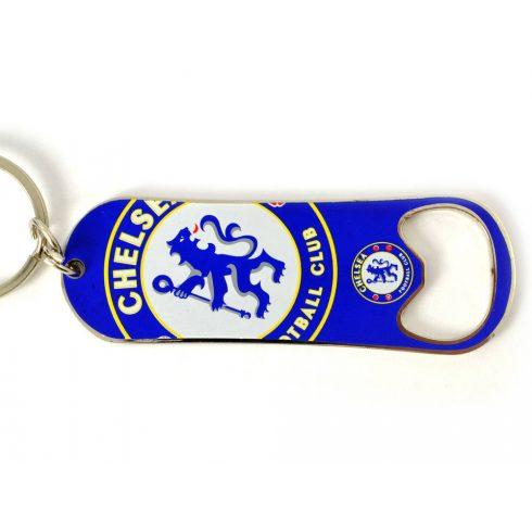 Chelsea kulcstartó sörnyitós