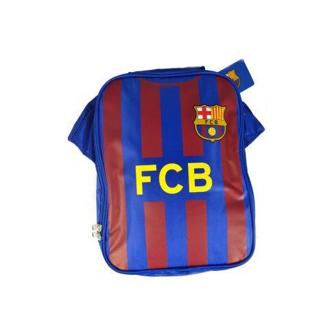 FC Barcelona mez alakú uzsonnás táska