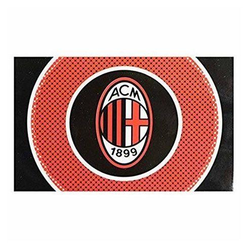 AC Milan szurkolói zászló nagy Bullseye