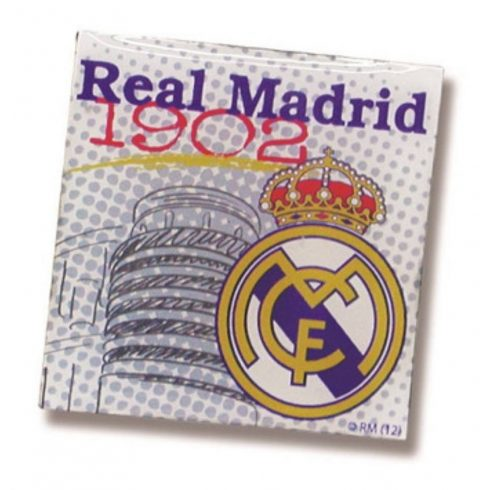 Real Madrid hűtőmágnes Crest 1902