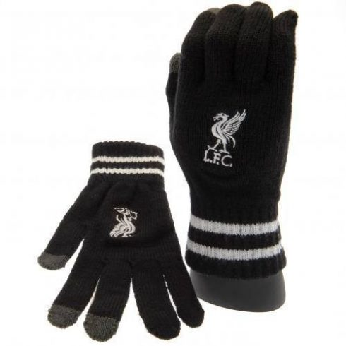 Liverpool kötött téli kesztyű UniCrest Adult