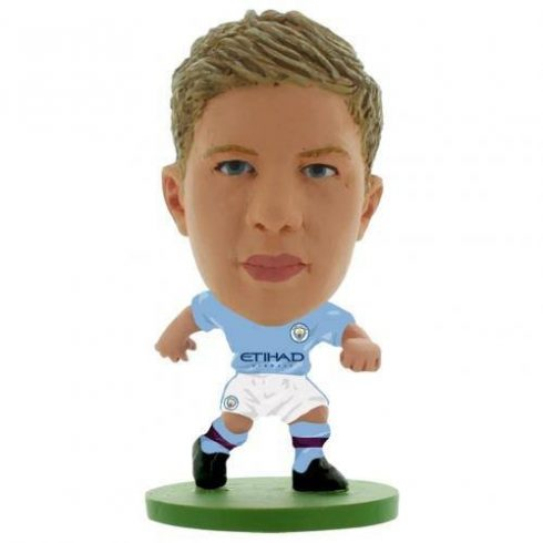 Manchester City De Bruyne figura Soccerstarz