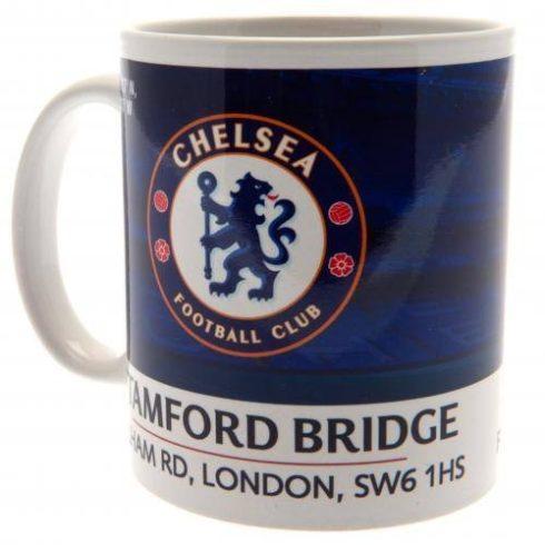Chelsea bögre kerámia Stadion Stamford Bridge