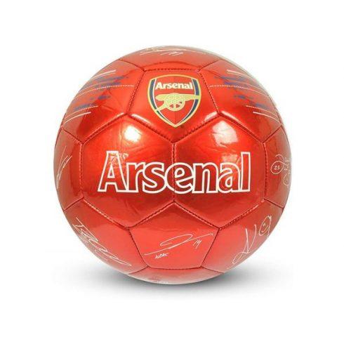 Arsenal signature aláírásos labda 5'