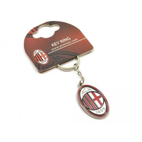AC Milan címeres fém kulcstartó Crest