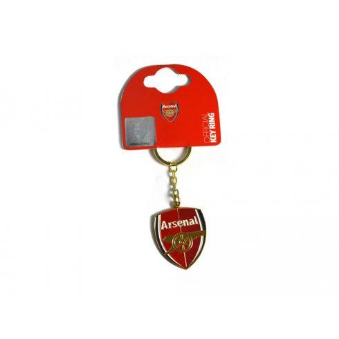 Arsenal címeres fém kulcstartó Crest