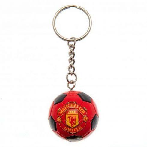 Manchester United labdás kulcstartó Football