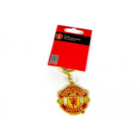 Manchester United címeres kulcstartó