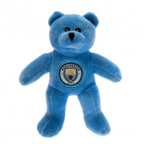 Manchester City plüss maci kicsi