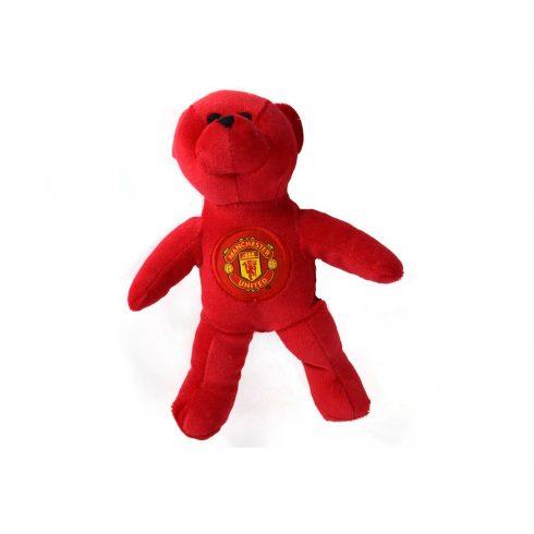 Manchester United plüss maci kicsi