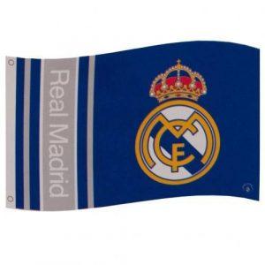 Real Madrid nagy szurkoloi zászló WM