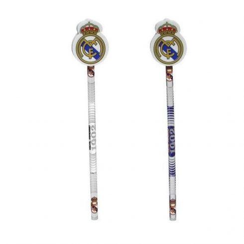 Real Madrid címeres radíros ceruza 1db-os