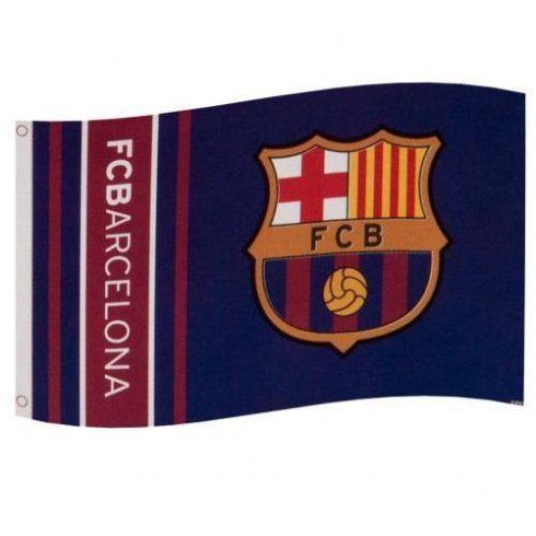 FC Barcelona szurkolói zászló Wordmark