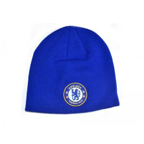 Chelsea kötött sapka Royal