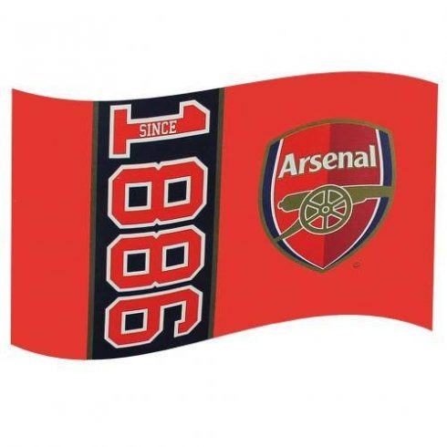 Arsenal szurkolói zászló nagy Since
