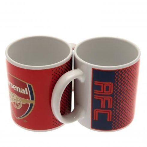 Arsenal bögre kerámia FD Design