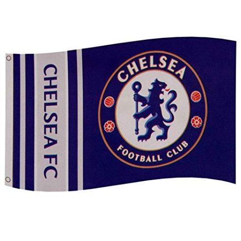 Chelsea szurkolói zászló nagy Wordmark