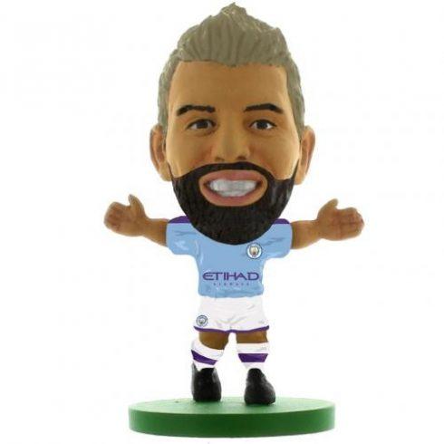 Manchester City figura Aguero Soccerstarz