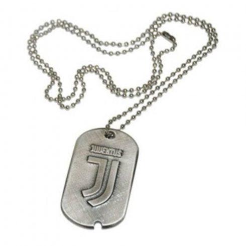 Juventus dögcédulás nyaklánc Metal Crest