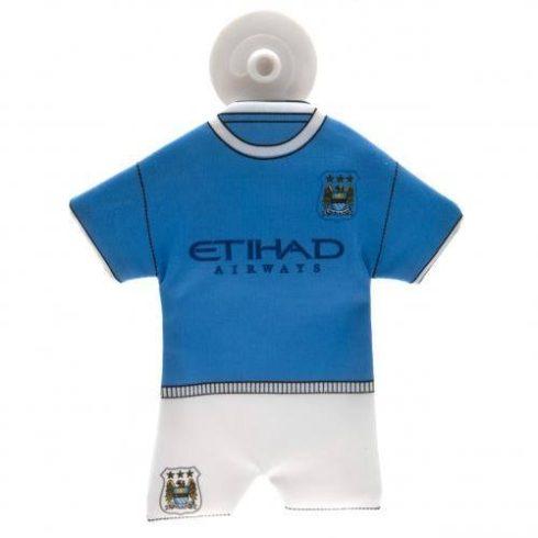 Manchester City autós mini mez