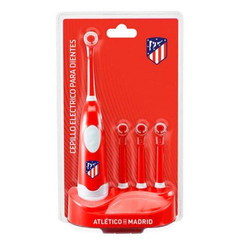 Atletico Madrid elektromos fogkefe Rojo