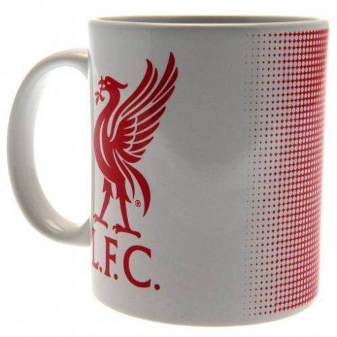 Liverpool kerámia bögre HT