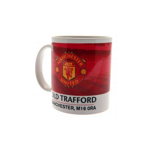 Manchester United bögre Old Trafford Stadium
