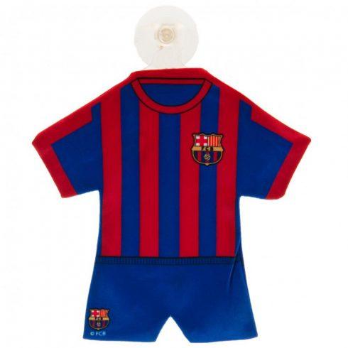 FC Barcelona autós mini mez