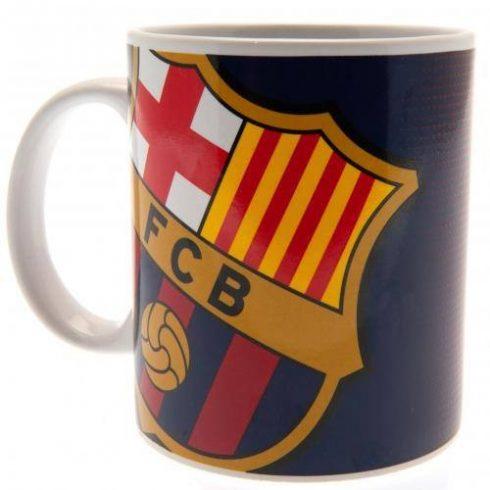 FC Barcelona kerámia bögre Big Crest
