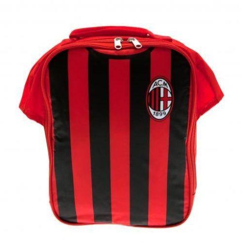 AC Milan mez alakú uzsonnás táska