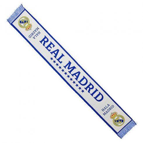 Real Madrid szurkolói sál Hala Madrid