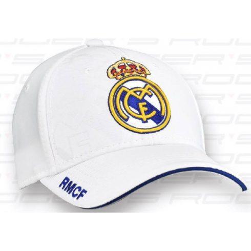 Real Madrid baseball sapka felnőtt Blanco Puro