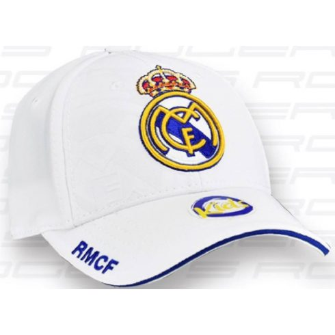 Real Madrid baseball sapka gyerek Blanco Puro