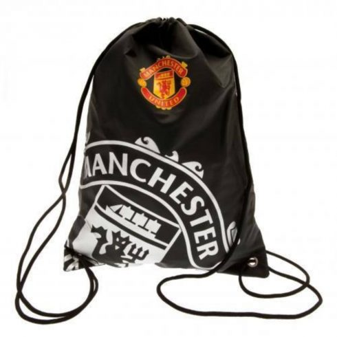 Manchester United tornazsák Big Crest Black