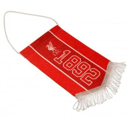 Liverpool autós mini zászló Since