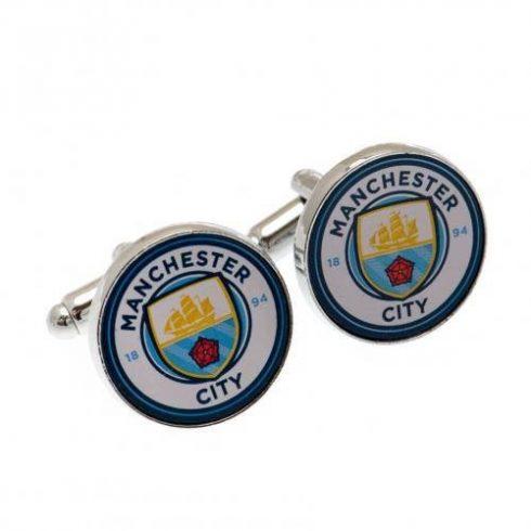 Manchester City mandzsetta gomb New Crest