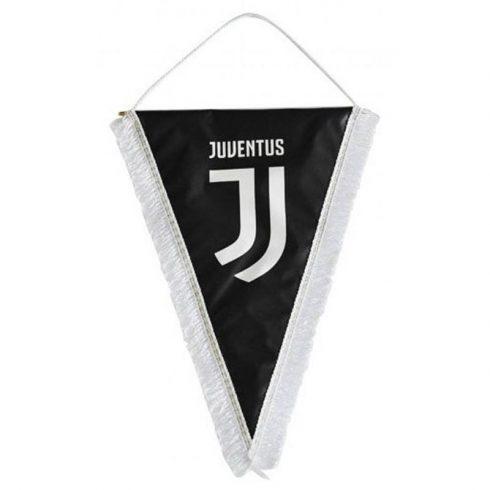 Juventus autós zászló háromszög Nuovo Nero