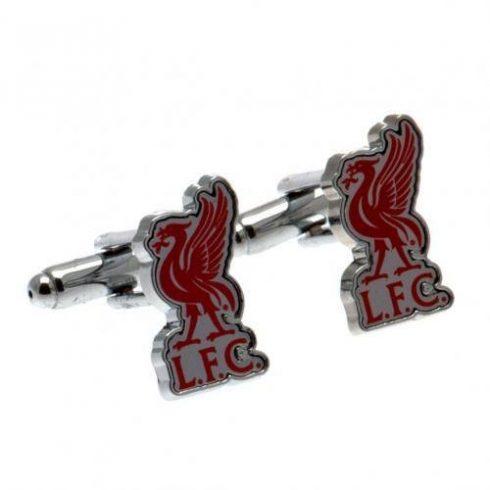 Liverpool mandzsettagomb Liverbird