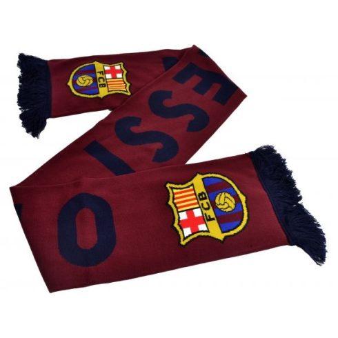 FC Barcelona szurkolói sál Messi