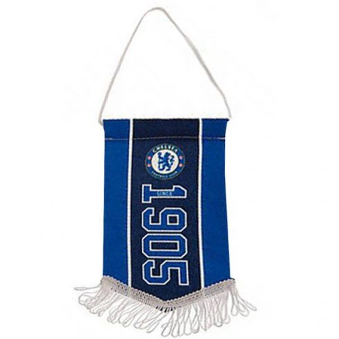 Chelsea autós mini zászló Since