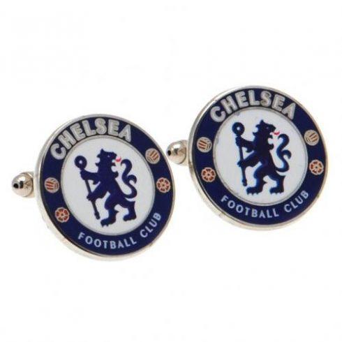 Chelsea mandzsetta gomb Crest