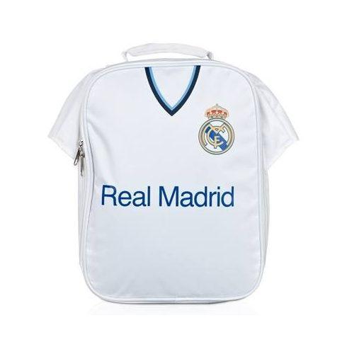Real Madrid uzsonnás táska mez alakú