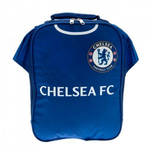 Chelsea uzsonnás táska mez alakú