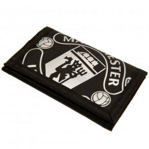 Manchester United pénztárca Metal Crest