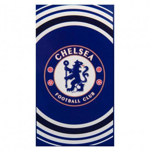 Chelsea nagy szurkolói törölköző Crest