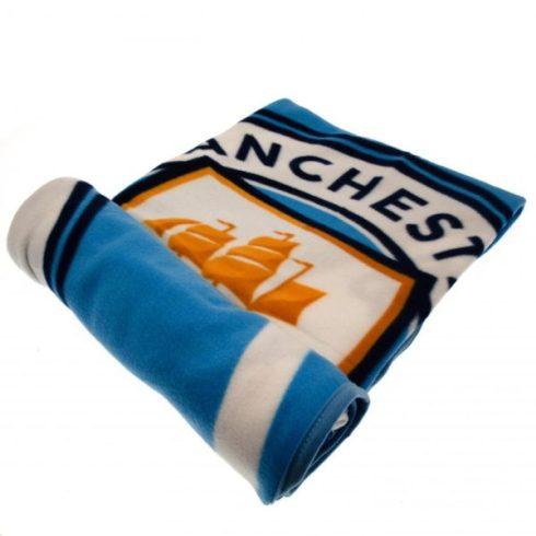 Manchester City polár takaró New Crest